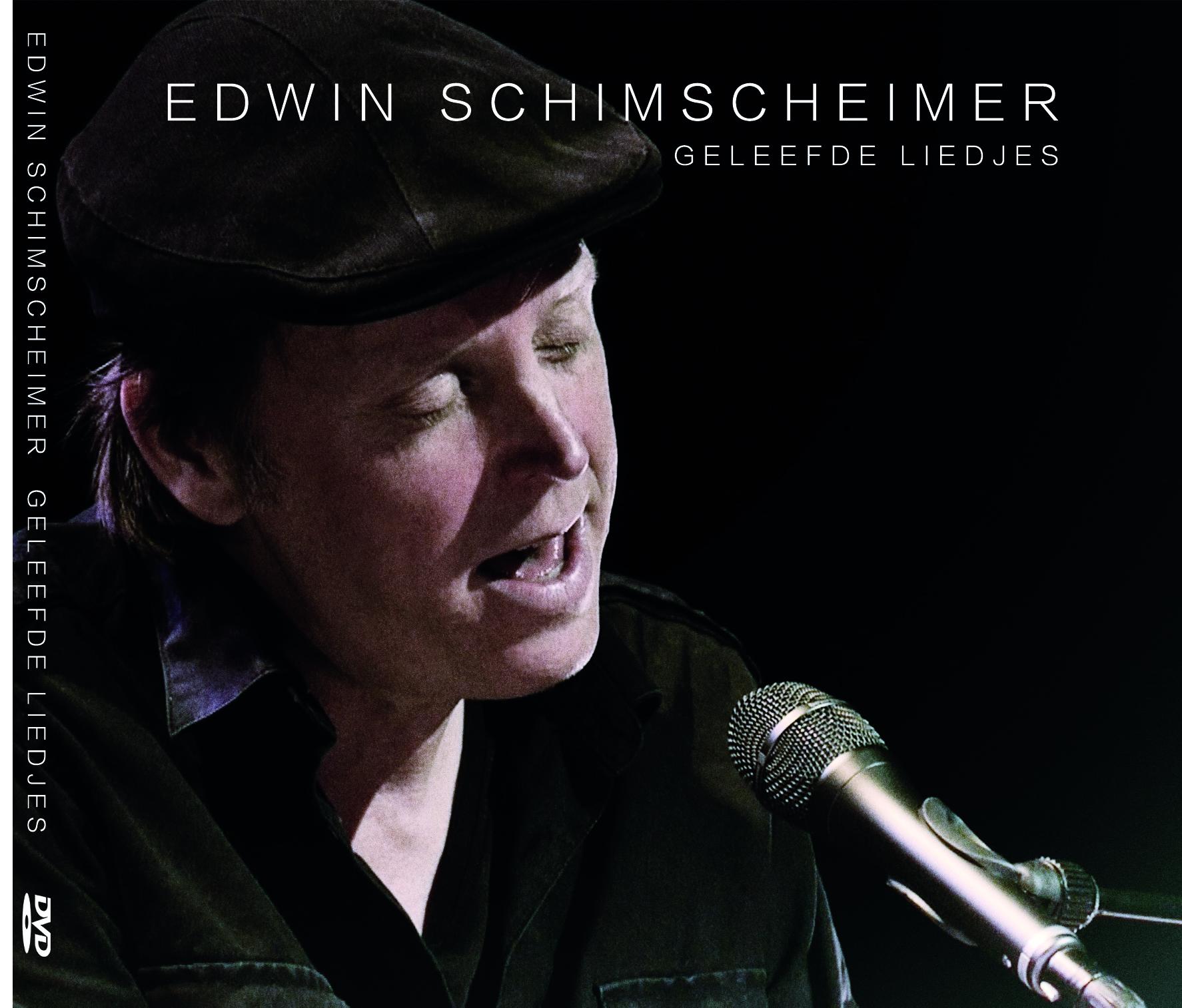 DVD productie live concert Edwin Schimscheimer Theater Peeriscoop Gorinchem