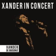 Xander in concert
