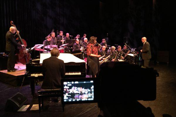 Videoregistratie & editing concert Millennium Jazz Orchestra feat. Deborah Carter, RABO Theater Hengelo